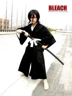 Rukia, Bleach #cosplay
