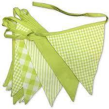 green bunting - Google Search