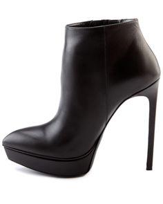 Rue La La - Saint Laurent Double Zip Boot