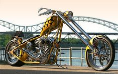 Custom Chopper Motorcycles