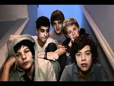 One Direction Video Diary - week 3.