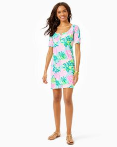 Pineapple Shake, Shirt Dress, T Shirt, Lilly Pulitzer, Lily, Ibiza, Shopping, Collection, Dresses