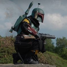 Jango Fett, Star Wars Boba Fett, Star Wars Pictures, Star Wars Images, Mandalorian Armor, Star Wars Design, Star Wars Collection, Toys Photography, End Of The World