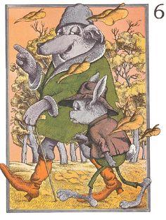 Vasile Olac - Ciubotelele Ogarului illustrations