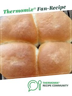 """On the go Dough"" by monicaih. A Thermomix <sup>®</sup> recipe in the category Breads & rolls on www.recipecommunity.com.au, the Thermomix <sup>®</sup> Community."