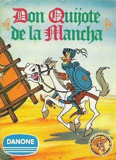 Álbum Don Quijote de la Mancha