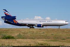 VP-BDR Aeroflot Cargo McDonnell Douglas MD-11F freighter
