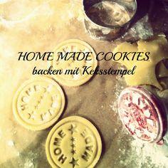 Kekse backen mit Keksstempeln - Mürbeteig!