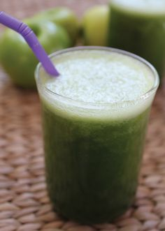 This drink is detoxifying, cell repairing and cholesterol lowering and rich in vitamins A, C, K and B12, which helps your immune system get strong. Your bones and nervous system will improve while excess fluids are flushed from the body. </p><p>This smoothie may help your blood pressure while toning the heart. Anti-inflammatory properties can encourage digestion and relax stiff muscles.