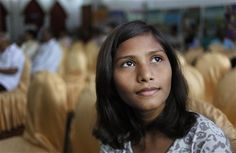 In a country where many girls are still discouraged from going to school, Sushma Verma is having anything but a typical childhood.