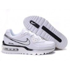 hot sales f2ffa 9baf1 Hommes Nike Air Max LTD Blanc Noir Air Max Classic Bw, Nike Air Max