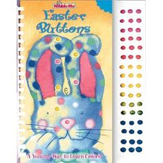 Easter Buttons (Necco Candy Buttons)