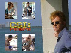 CSI: Miami (2002- Present)