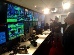 Préparatifs avant le lancement la semaine prochaine de la nouvelle chaîne #Style de #Tv5monde #ArtDeVivre