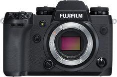 Best Buy: Fujifilm Mirrorless Camera (Body Only) 16568731