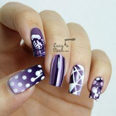 36 Unique And Stylish Nail Art Design Ideas