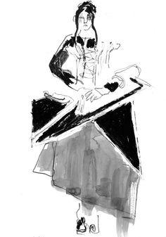 Yohji Yamamoto A/W15