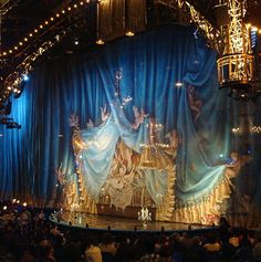 Watch Cirque du Soleil or a show as big as this