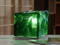 lampara de resina liquida tutorial