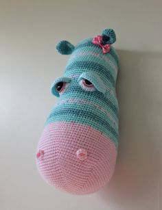 Hula the Happy Hippo is no ordinary girl! Her pink nose with aded twinkle, gives a little clue to her magical powers. She loves fizzy sherbet,