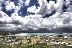 Where I lived my first year of marriage <3 Kaneohe, Hawaii