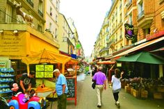 Rue Daguerre is one of Paris's most lively and characterful market streets and is just a five-minute walk from many popular destinations.