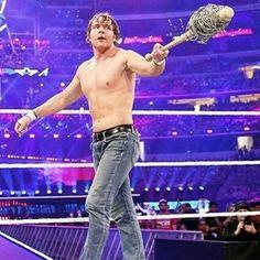 Dean Ambrose at WrestleMania 32