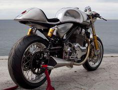 """""""Metal Slug"""" (Norton Commando 961) by FMW Motorcycles"""