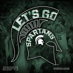 MSU Men's Basketball LIVE tonight for the Tournament vs. Broadcast starts at ET! Spartan Basketball, Msu Spartans Basketball, Spartan Sports, Spartan Logo, Basketball Scoreboard, Basketball Uniforms, Basketball Hoop, Volleyball, But Football