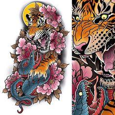 Most Popular Full Tattoo Designs Sleeve