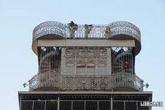 Znalezione obrazy dla zapytania Elevador da Santa.Justa Lisbon Art Transportation, Gustave Eiffel, Portugal, Tower, Building, Lisbon, Elevator, The Neighborhood, Rook