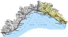 levanti paradiso italy map - Google Search