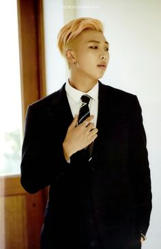 Well like everything in my life it was inevitable… <3 Rap Monster