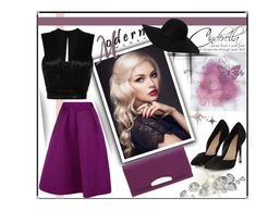 """""""selly"""" by selly111528 ❤ liked on Polyvore featuring Ted Baker, Disney, Isabel Marant, Monki and Henri Bendel"""