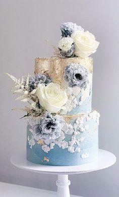 Unique wedding cake designs. #WeddingCake #WeddingCakes