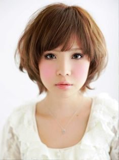 short asian hairstyles for women 2015