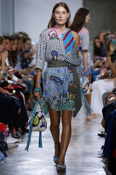 Peter Pilotto | Ready-to-Wear Spring 2017 | Look 20