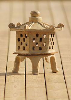 Ceramic Japanese lantern