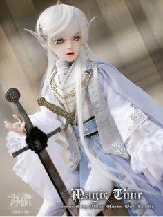 BJD Gelisi Boy 60cm Boll-jointed doll