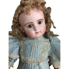 Steiner C Bourgoin eyes size 3 from antiquedolls6395 on Ruby Lane