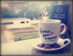 Coffee & Dark chocolate >