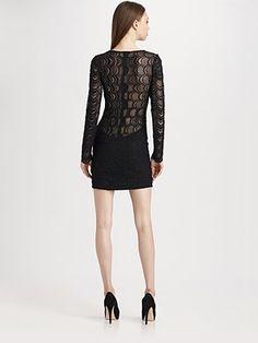 Nightcap Boyfriend Blouse Dress In Black 9
