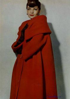 Pierre Cardin coat, 1959