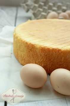 Biszkopt idealny - Sponge cake