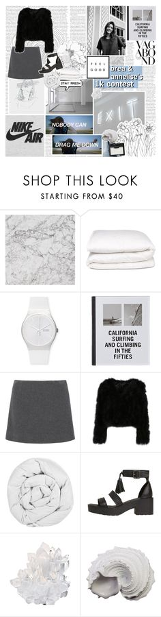 """""""&☾Making blind guesses"""" by not-an-extraordinary-girl ❤ liked on Polyvore featuring GET LOST, ferm LIVING, Selfridges, Swatch, Patagonia, Miu Miu, Vagabond, The Fine Bedding Company, McCoy Design and Urban Trends Collection"""