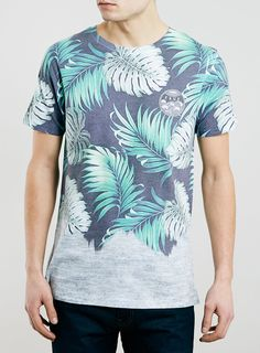 Friend or Faux Sublimation Print T-Shirt* - Men's T-Shirts & Vests - Clothing - TOPMAN