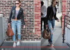 Get the look-Gigi Hadid by Tess christine