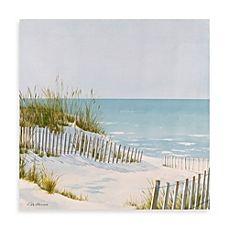 image of Fabrice de Villeneuve Studio Coastal View Printed Wall Art