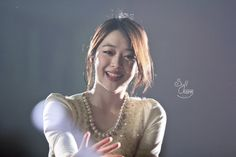 Sulli, Pretty Girls, Pearl Necklace, Peach, Rest, Kpop, Flower, Fashion, Beautiful Children