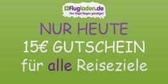 15,00 € Rabattcode auf Flugbuchungen bei Flugladen.de #gutscheinlike #rabatt #rabattcode #flugladende #flugbuchungen #gutschein #gutscheine #sale #sales
